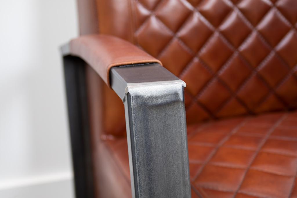 Industriële fauteuil GuuzMario