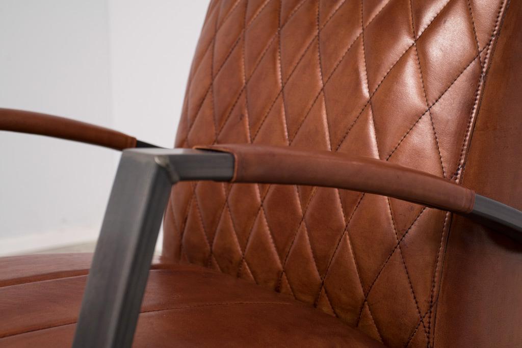 Industriële fauteuil Flo