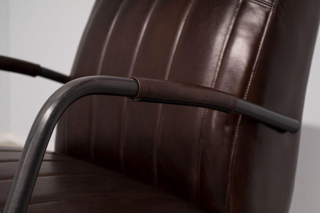 Industriële fauteuil Guuz-man