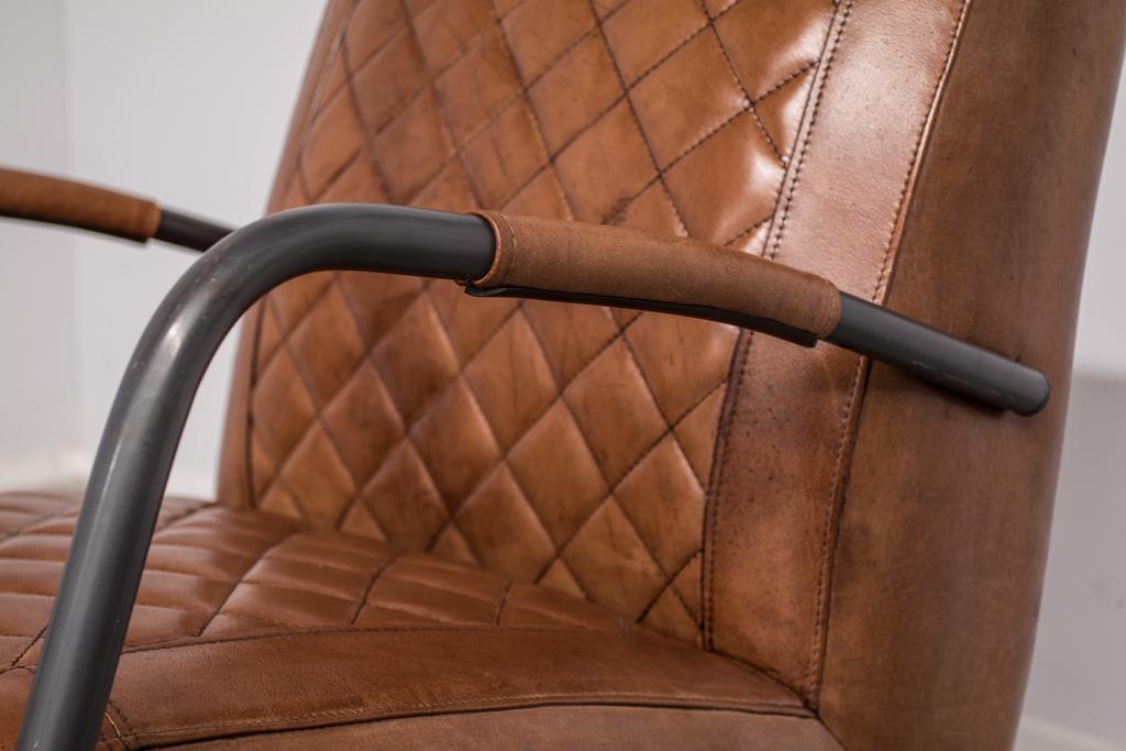 Industriële fauteuil Guuz Wyber