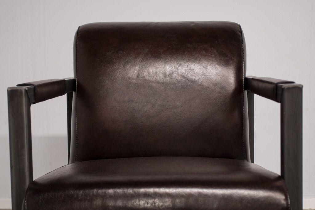 Industriële fauteuil Mali