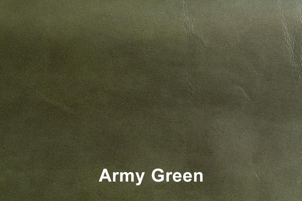 Kleurstaal Vintage Art Army Green