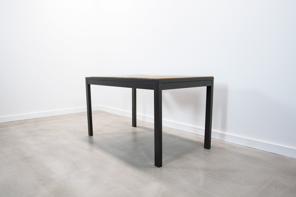 Buitentafel ASH | Massief eiken