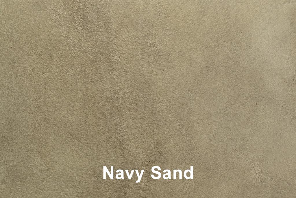 Kleurstaal Vintage Art Navy Sand