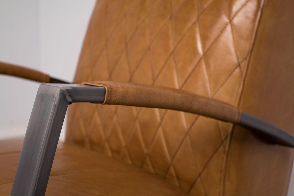 Industrie Sessel Flo - Vintage Art