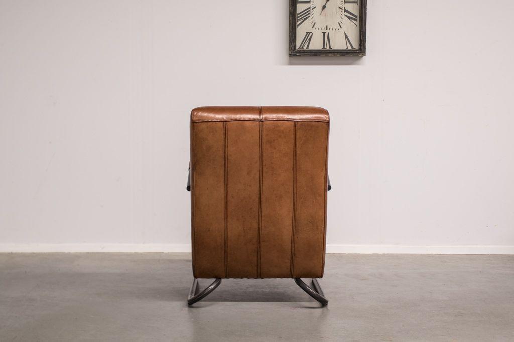 Industriële fauteuil Guuz Wyber | Vintage Art