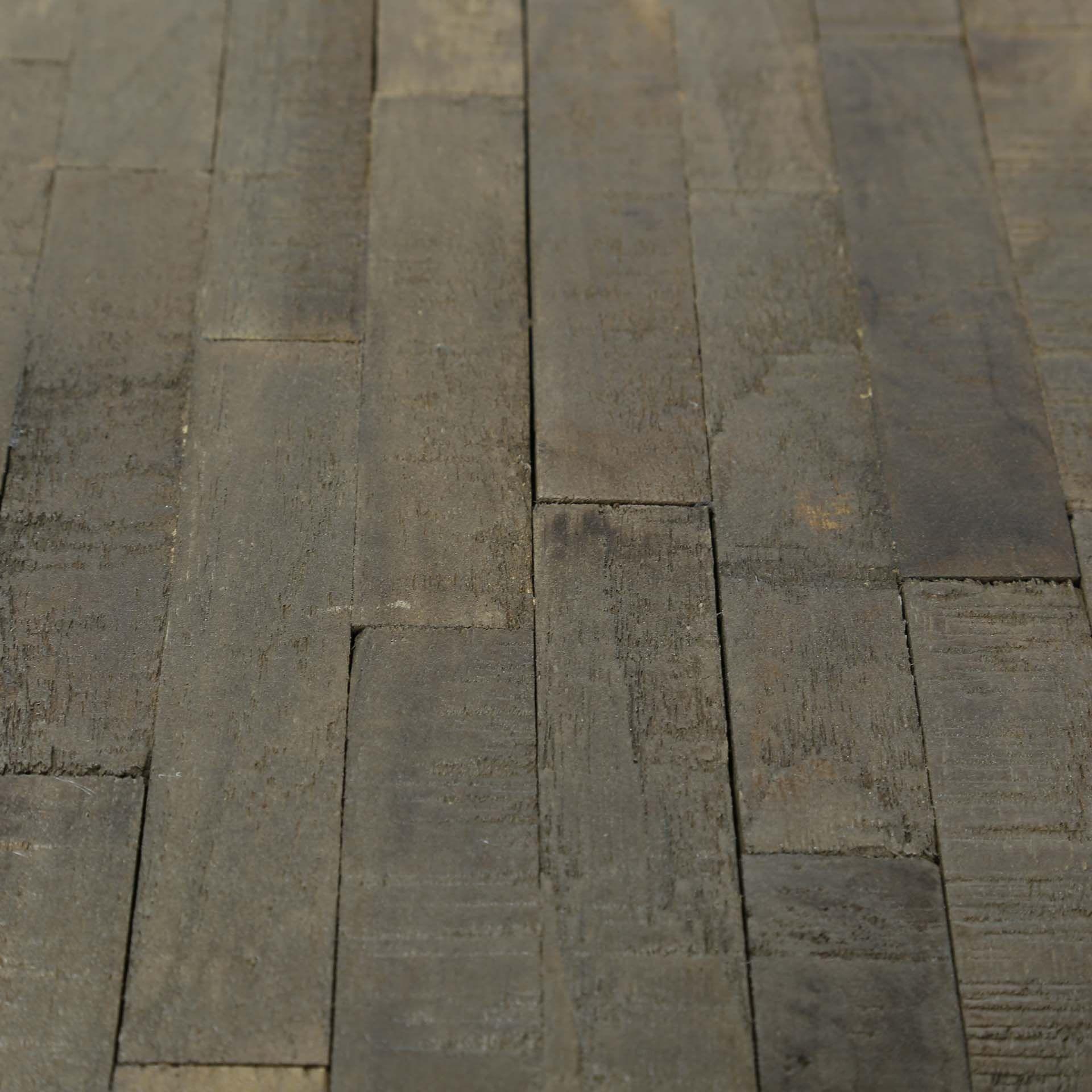Ronde Salontafel Lies   Teakhout Greywash   60 Ø