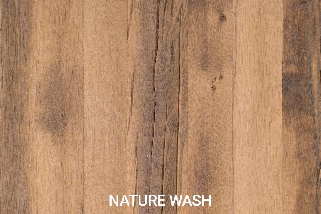 Top Long 200x100 F4 RUSTIC OLD OAK NATURE WASH