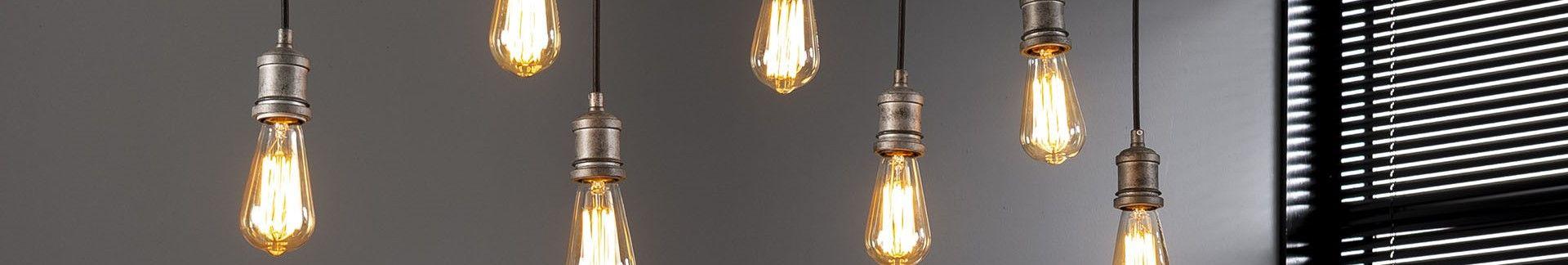 Stoere hanglampen? Creëer een unieke sfeer in huis met robuuste hanglampen