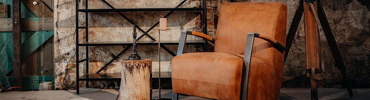 Industriële & Vintage woonstijl combineren: zo doe je dat!