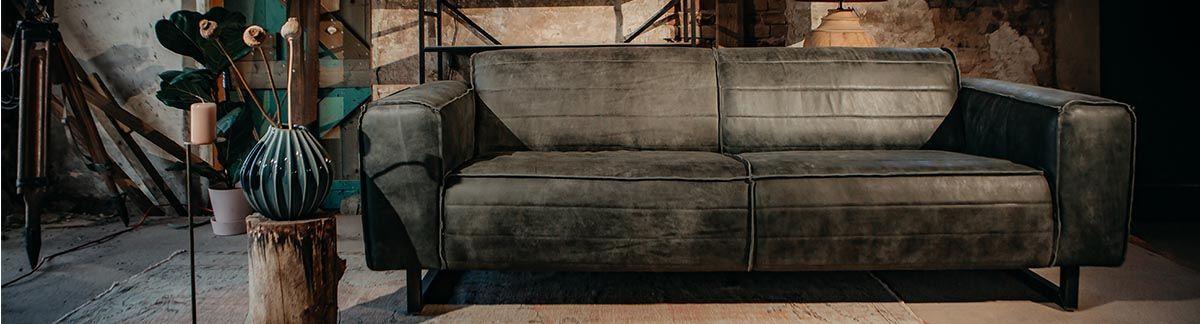 Jouw woning een nieuwe look geven? Combineer industrieel met vintage!