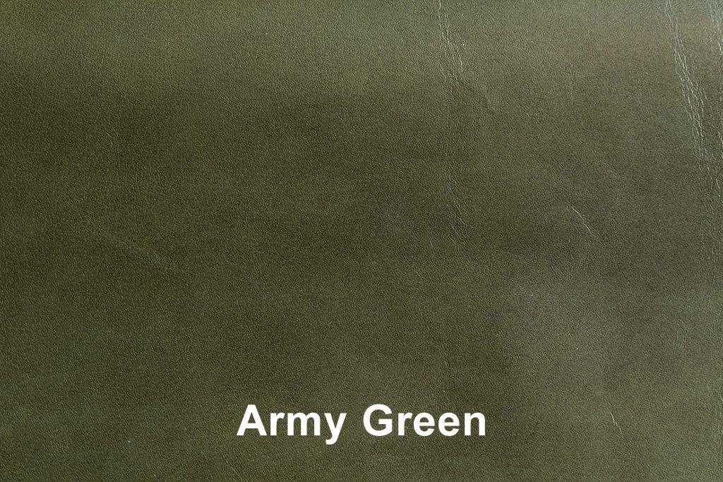 Vintage Art Army green