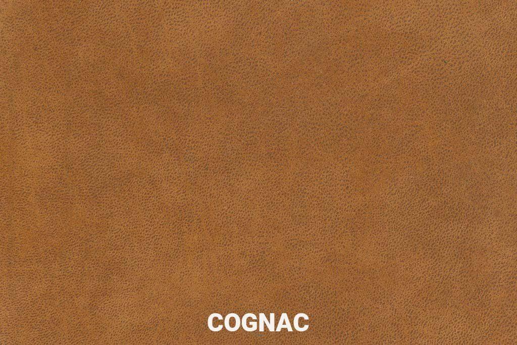 Eco-leder Bull Cognac