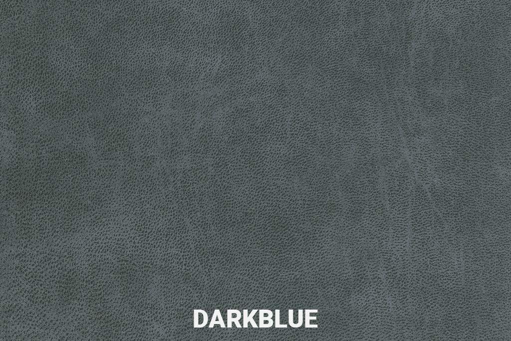 Eco-leder Bull Dark Blue