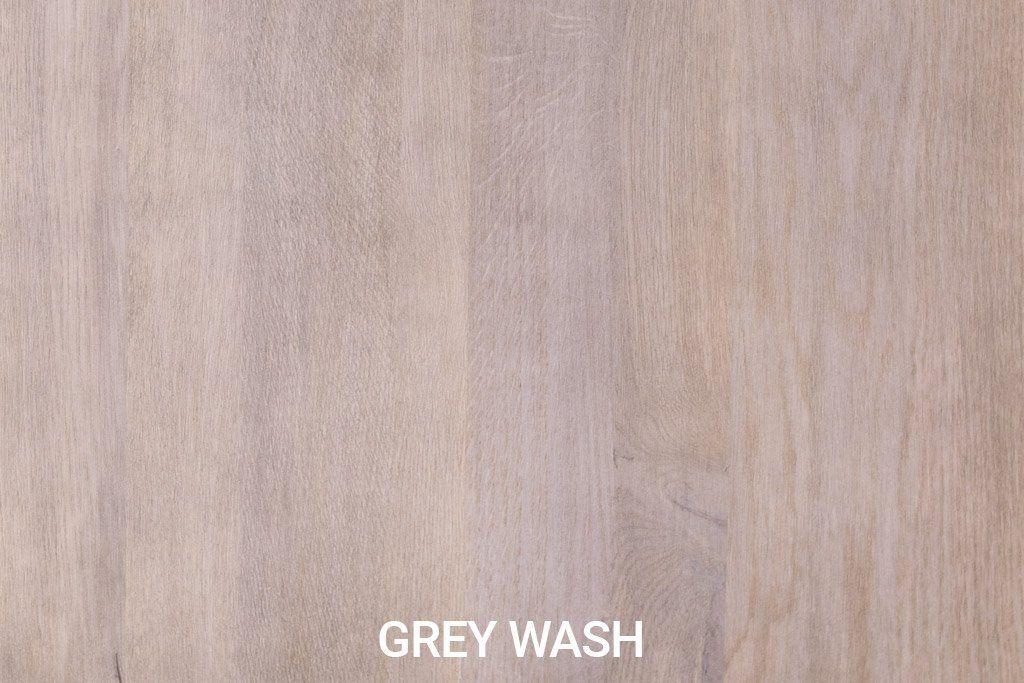 Robuust eiken Grey Wash
