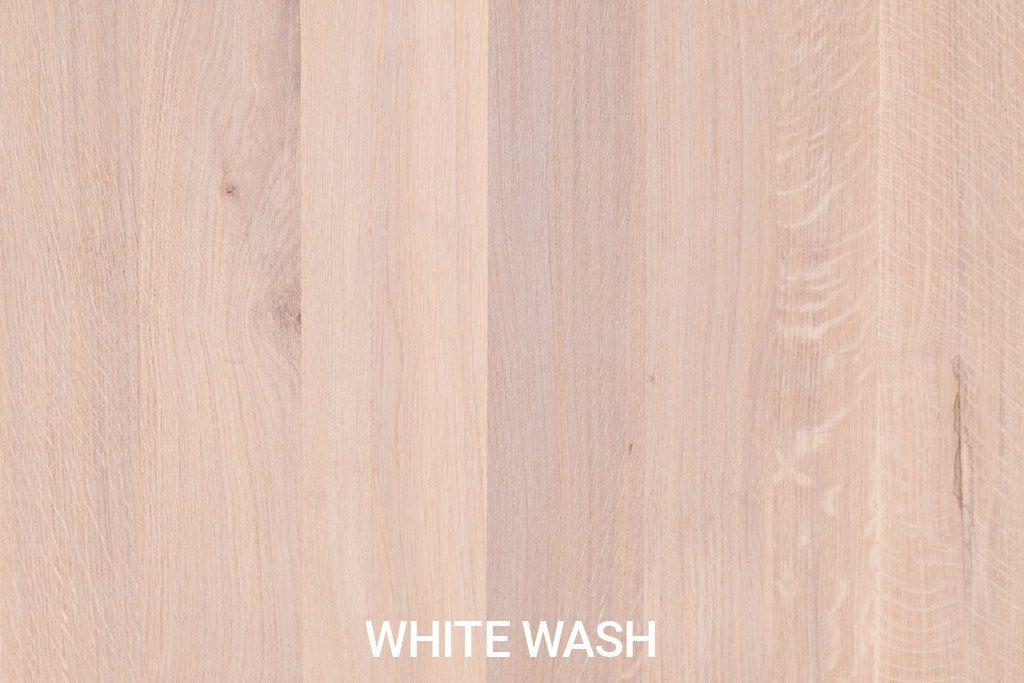 Robuust eiken White Wash