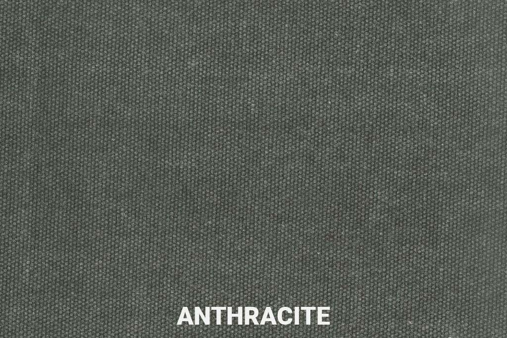 Jeans stof Anthracite