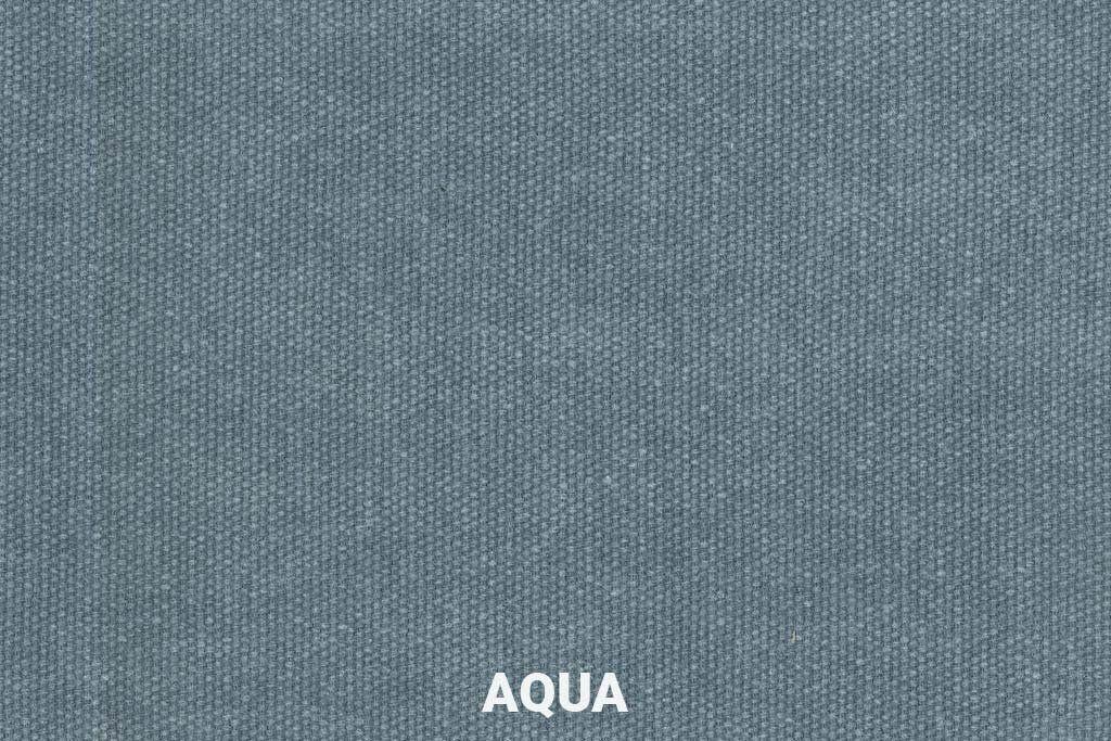 Jeans stof Aqua