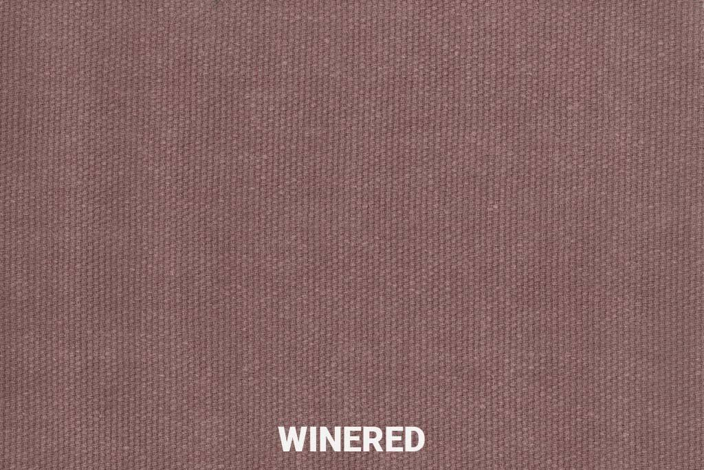 Jeans stof Winered