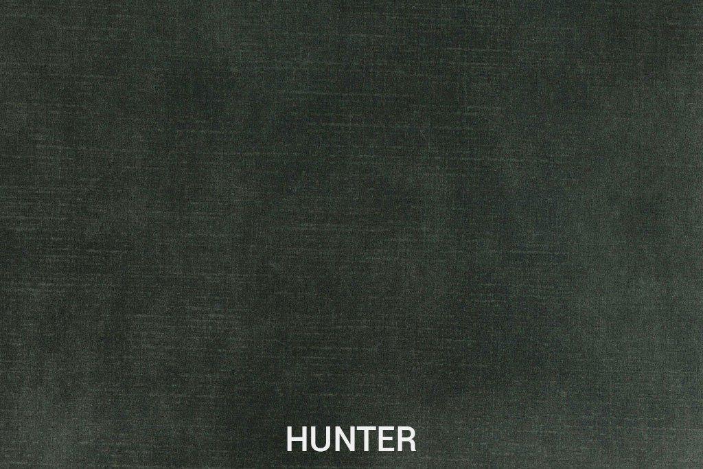 Velvet stof Hunter